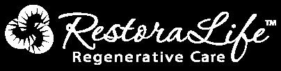 RestoraLife Regenerative Medicine Logo